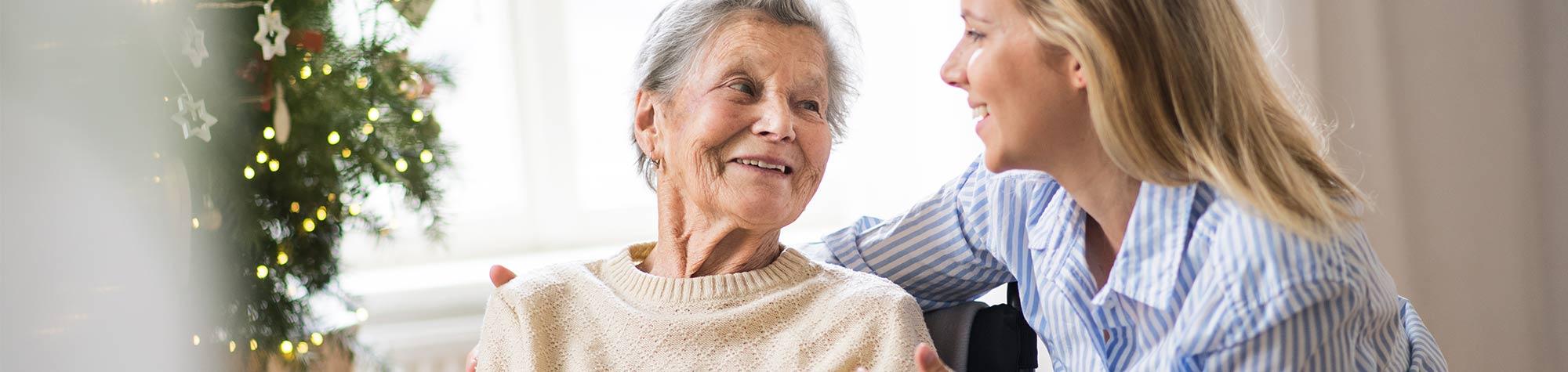 Weihnachtsgeschenke für Seniorinnen u. Senioren